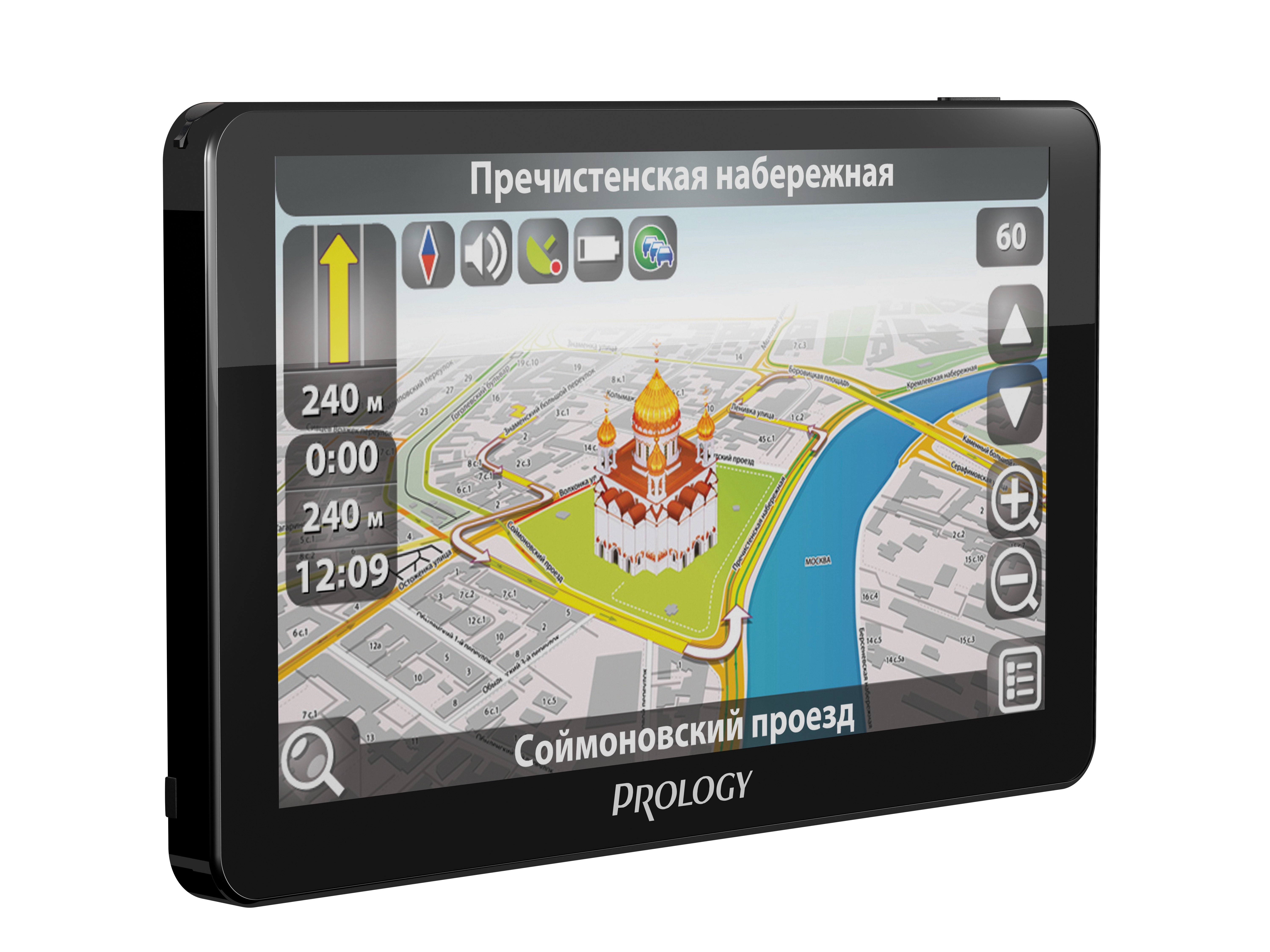 Миниатюра продукта PROLOGY iMap-730Ti