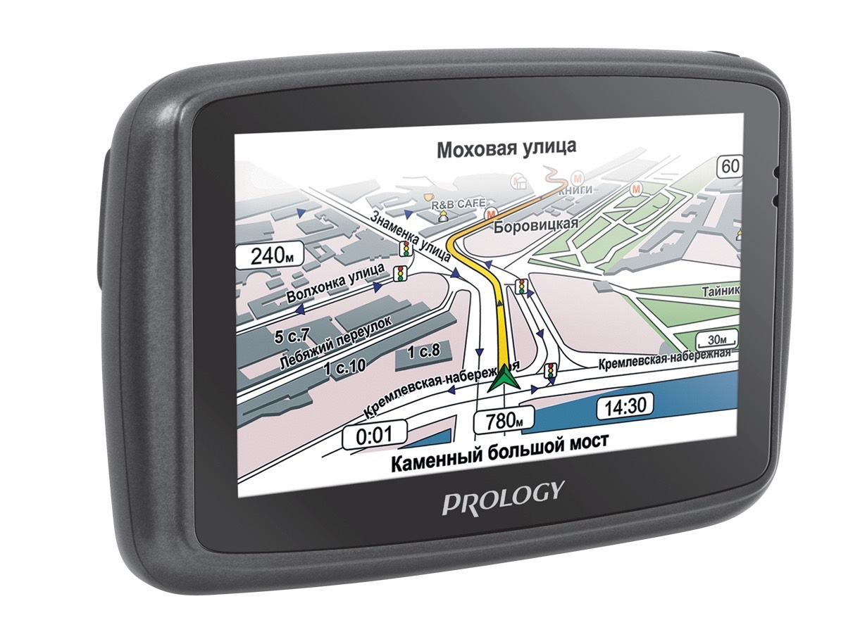 Миниатюра продукта PROLOGY iMap-550AG+