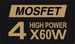 PROLOGY CMD-350 DSP MOSFET